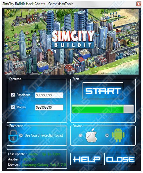 Simcity Cheats